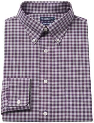 Croft & Barrow Big & Tall True Comfort Regular-Fit Dress Shirt
