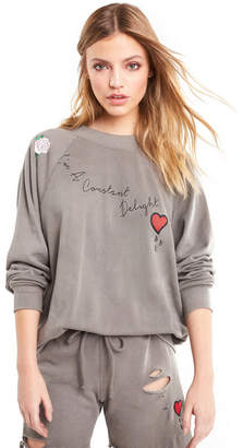 Wildfox Couture Delight Sommers Sweatshirt