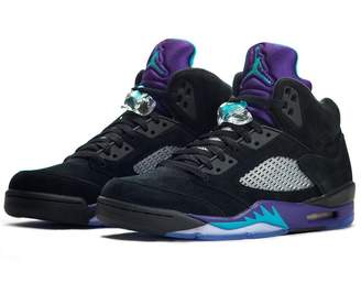 "Nike Jordan 5 Retro - 11.5 ""Black Grape"" - 136027 007"