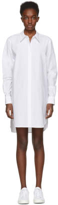 alexanderwang.t White Shirt Dress