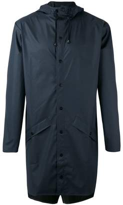 Rains zipped coat