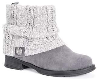 Muk Luks Cass Knit Boot