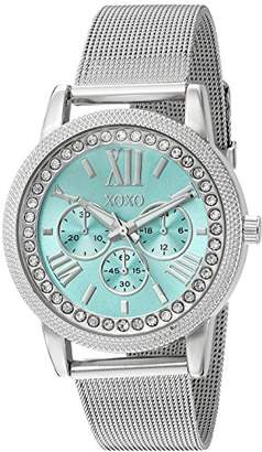 XOXO Women's Quartz Stainless Steel and Alloy Casual Watch