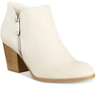 Style&Co. STYLE & CO. Masrina Ankle Boots
