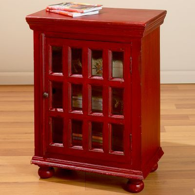 Red Shika Cabinet