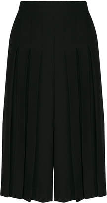 Neil Barrett pleated culottes
