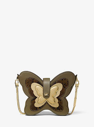 Michael Kors Butterfly Leather Crossbody