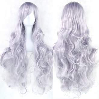 3.1 Phillip Lim KUKI SHOP Cosplay Wig Long Curly Wavy Hair Japanese Lolita Party Hair