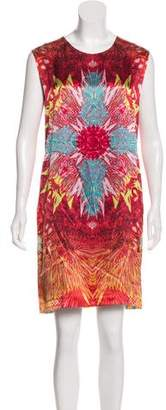 Jeremy Laing Silk Printed Dress