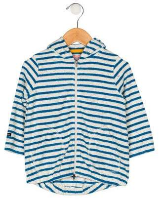 Denim Dungaree Boys' Casual Striped Jacket w/ Tags