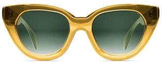 Oscar de la Renta X Morgenthal Frederics Audrey Sunglasses