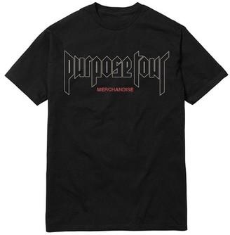 Justin Bieber Men's Justin Bieber® Purpose Tour T-Shirt - Black $12.99 thestylecure.com