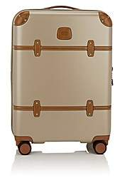 "Bric's Men's Bellagio 21"" Carry-On Spinner Suitcase - Gold"