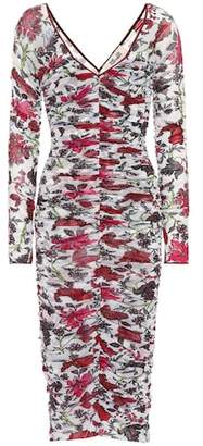 Diane von Furstenberg Floral-printed dress