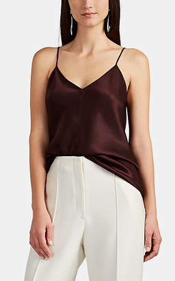 The Row Women's Eda Satin Cami - Brown