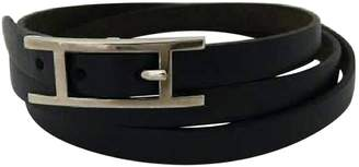 Hermes Hapi leather bracelet