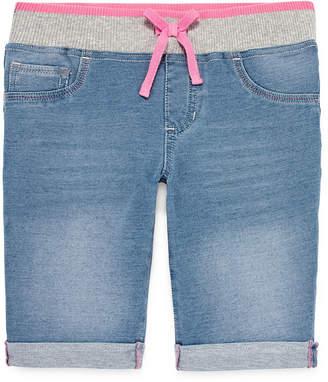 Arizona Knit Bermuda Shorts Girls
