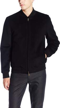 Vince Camuto Men's Essential Varsity Jacket