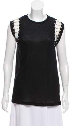IRO Sleeveless Basma Top