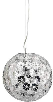 Aster Ranex Suspended Light, Chrome Aluminium, E27 60w (excl)