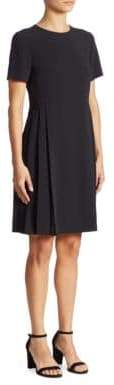 ADAM by Adam Lippes Pleated A-Line Dress