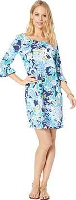 Lilly Pulitzer Women's UPF + Sophie Ruffle Dress