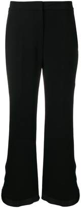 Stella McCartney Cady cropped trousers