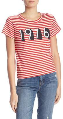 Current/Elliott The Boy Striped Tee