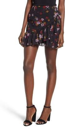 The Fifth Label Keystone Floral Ruffle Skirt
