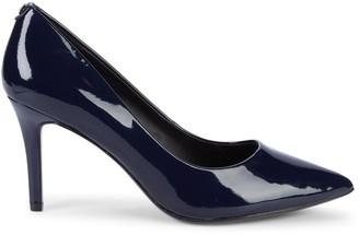 Karl Lagerfeld Paris Royale Patent High-Heel Pumps