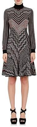 Missoni Women's Zigzag Wool-Blend Sweaterdress