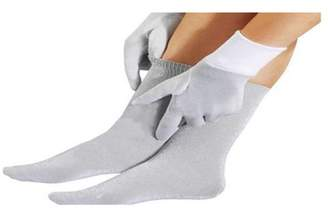 ONLINE Thermal Socks Shiny Socks And Gloves Cold Weather