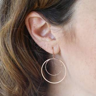 8c60c1230 Rose Gold Statement Earrings - ShopStyle UK