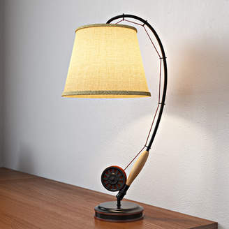 Loon Peak Cromwell 27.5 Arched Table Lamp