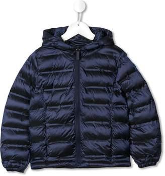 Invicta padded logo jacket