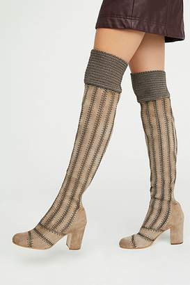 Silent D Elise Over-The-Knee Boot