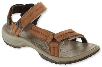 L.L. Bean L.L.Bean Women's Teva Terra Fi Lite Leather Sandals