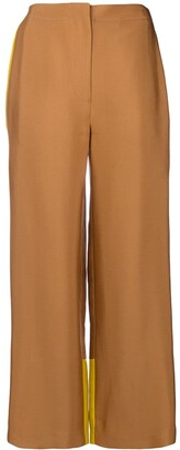 Roksanda Nario colour-block trousers