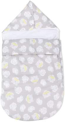 Kenzo logo tiger print sleeping bag