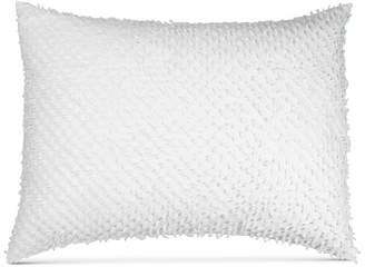 Peri Home Dot Fringe Standard Sham Bedding