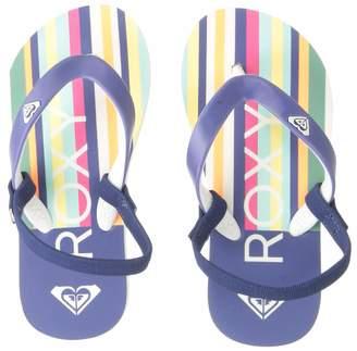 Roxy Girls' TW Tahiti Flip Flop Sandals