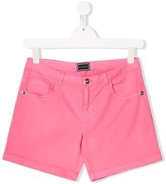 Versace logo printed summer shorts