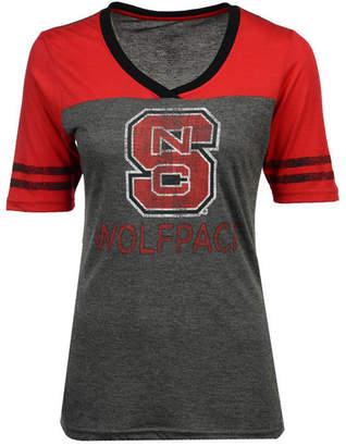 Colosseum Women's North Carolina State Wolfpack McTwist T-Shirt
