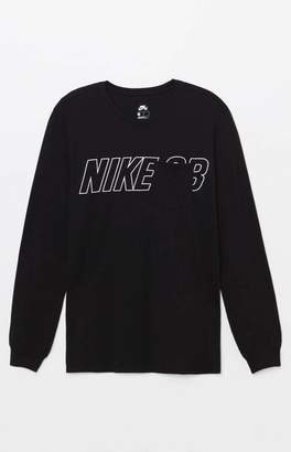 Nike SB Long Sleeve Pocket T-Shirt