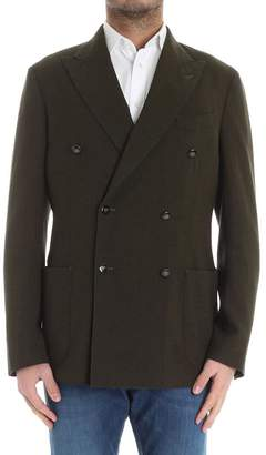 Cool Wool Jacket Double-breasted