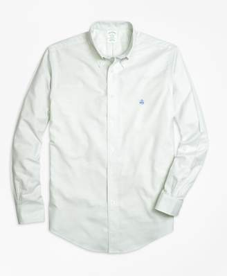Brooks Brothers Non-Iron Milano Fit Oxford Sport Shirt