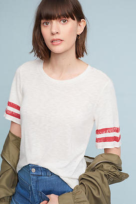 Splendid Roller Rugby Tee $88 thestylecure.com