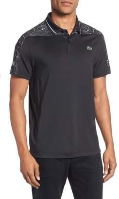 Lacoste Regular Fit Novak Djokovic Ultra Dry Polo