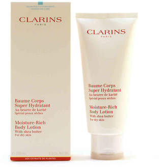 Clarins Moisture-Rich Body Lotion with Shea Butter - Women's