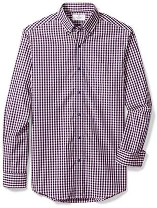Buttoned Down Men's Classic Fit Supima Cotton Button-Collar Sport Shirt